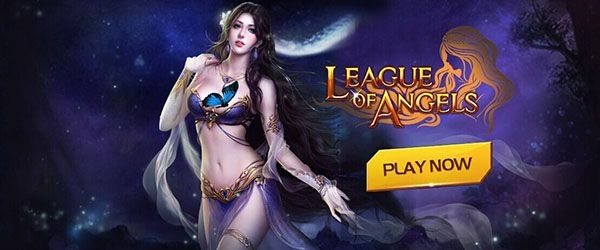 League of Angels Game preview