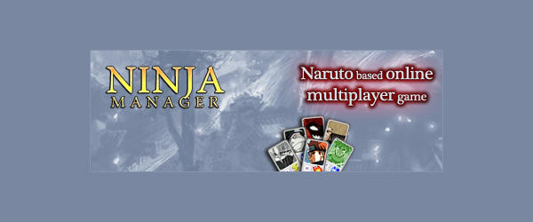 NinjaManager - Naruto Online RPG Game preview
