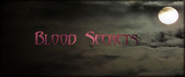 Blood Secrets Game preview